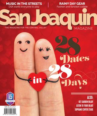 San Joaquin Magazine, Feb 2017, pg 128