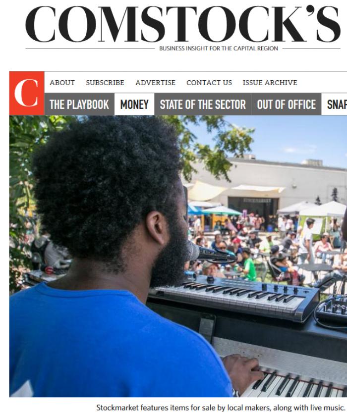Comstock's Magazine, Sept 2016