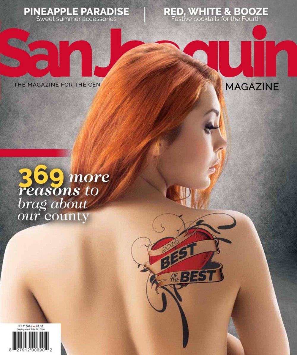San Joaquin Magazine, Jul 2016, pg 128