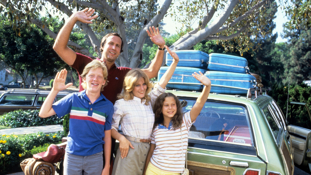 Copyright Warner Brothers - Vacation (1983)
