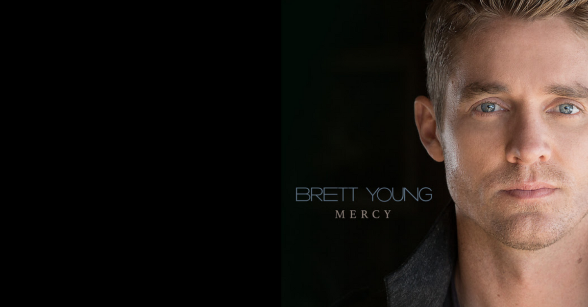 Brett Young S New Single Mercy Most Added On Country Radio Today