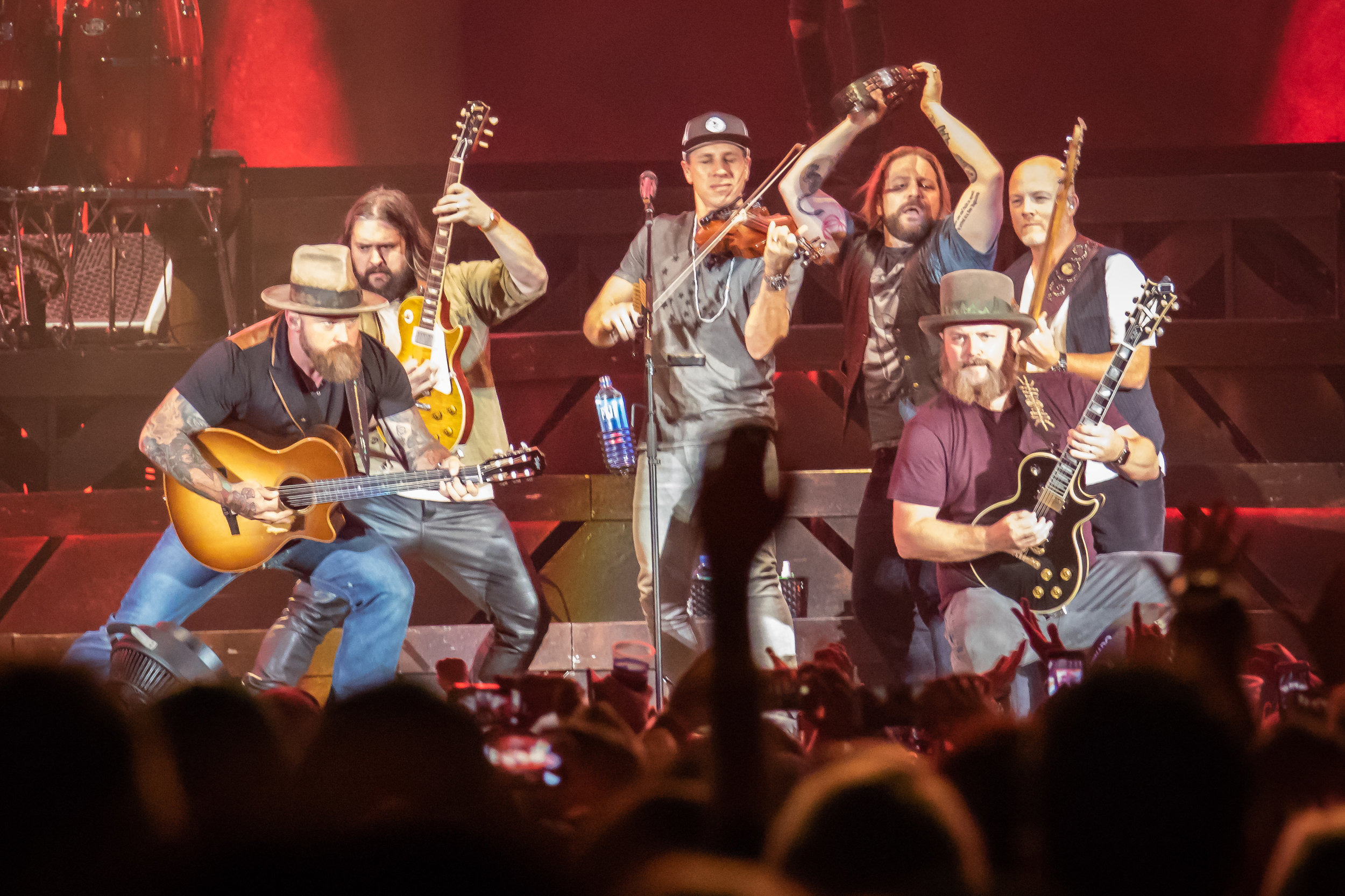 Zac Brown Band Rocked The Rabbit Hole The Country Source