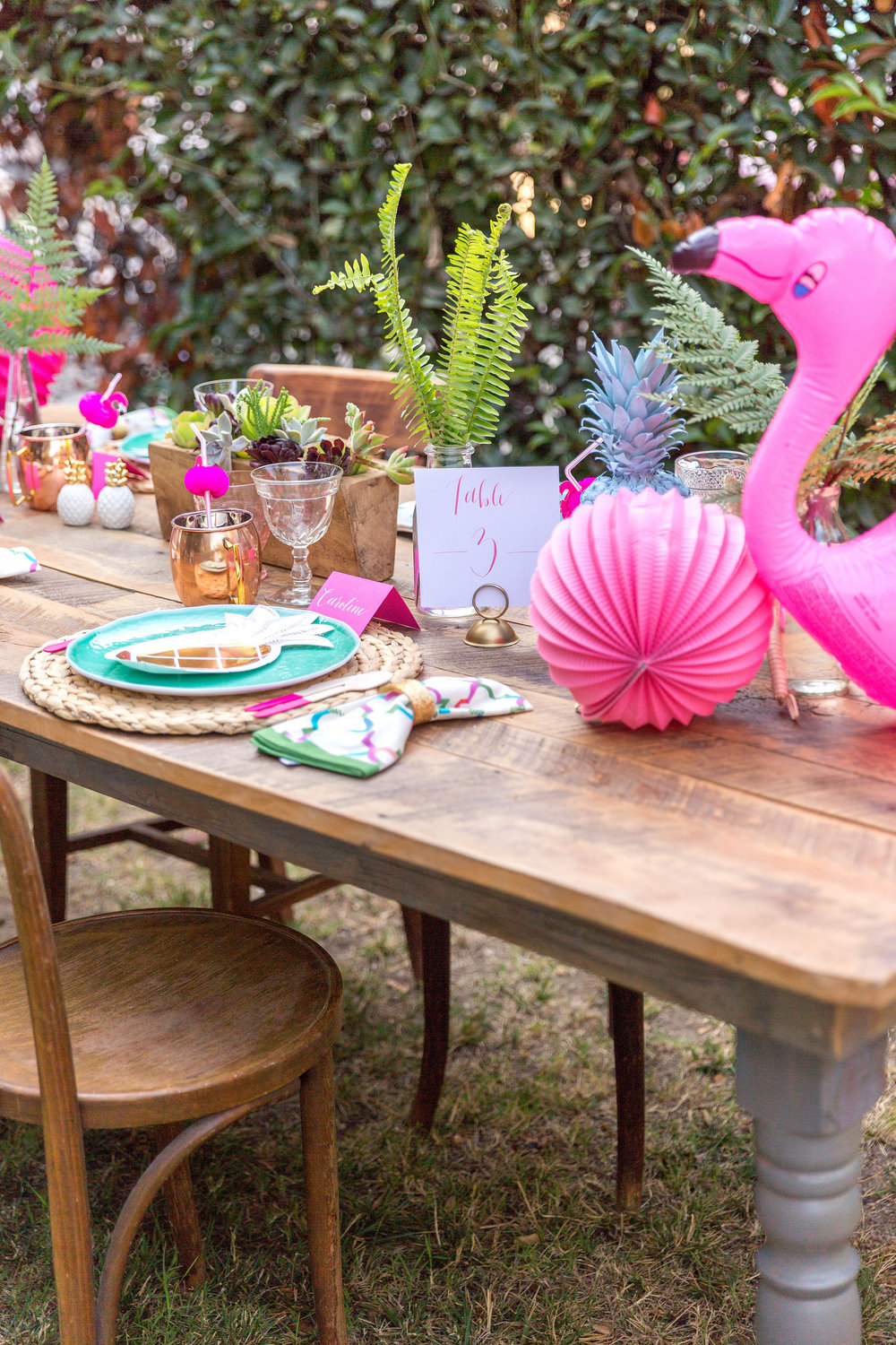 Summer Dinner Party Inspiration