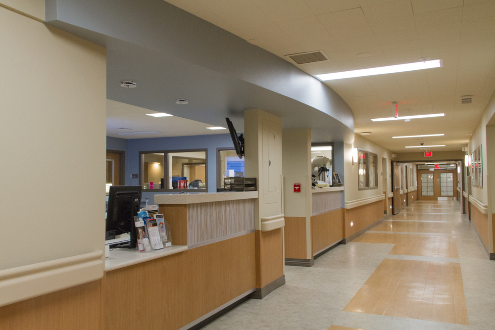 Valley Hospital OB Renovation