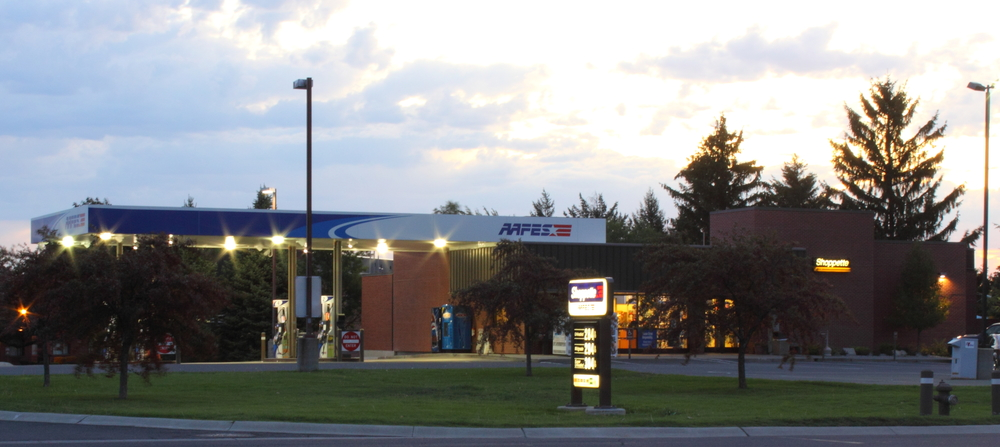 Fairchild AFB Shoppette