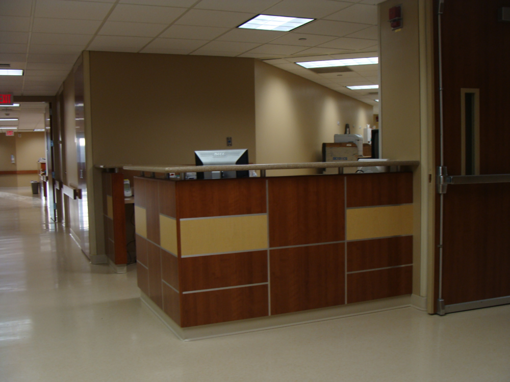 Deaconess 7th Floor Tower Upgrades