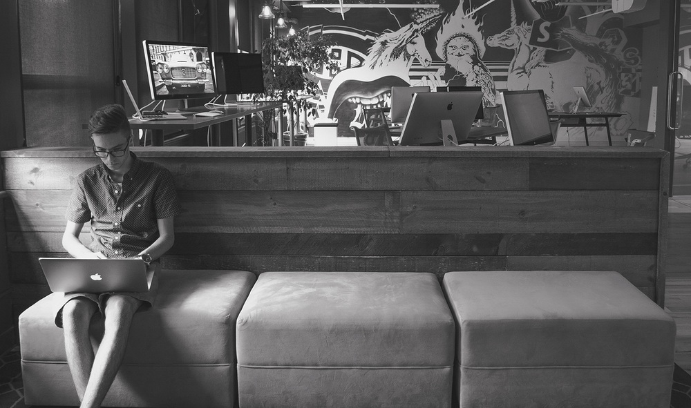 Inside Shopify's Montreal office