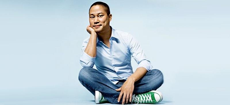 Tony Hsieh (via Entrepreneur.com)