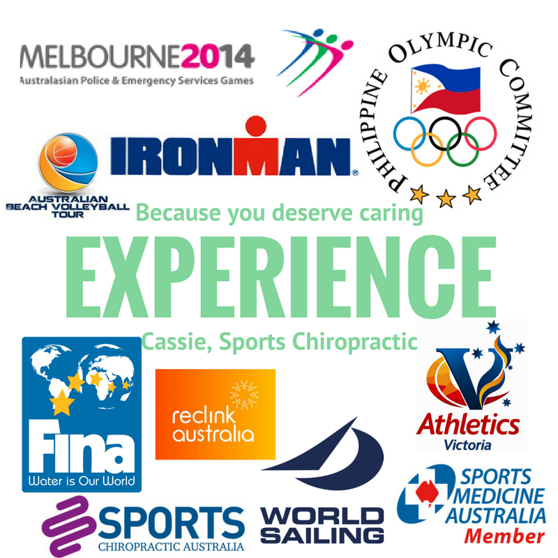 Sports Chiropractic in Moonee Ponds
