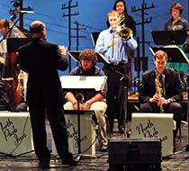 Joe Lill & The NPU Jazz Ensemble