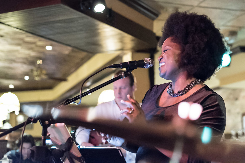 Michele Thomas and SoulMeme live at Pete Miller's 2017