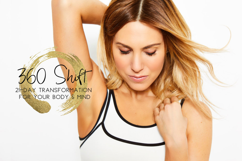 360 Shift & Virtual Coaching - Introducing 360 Shift, the 21-day program that transforms your body from the inside out. Because when you take control of your whole self, it all comes together to make a lasting shift.