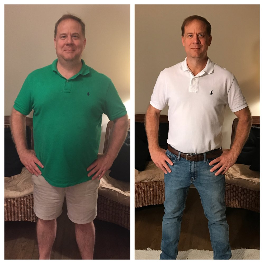 - Gary's physical transformation was just the beginning!