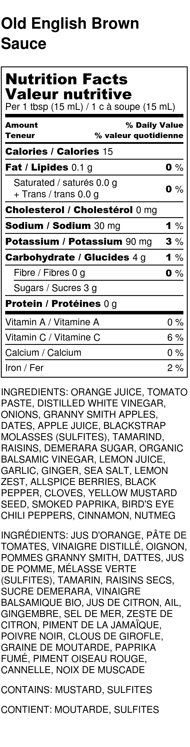 Old English Brown Sauce - Nutrition Label.jpg