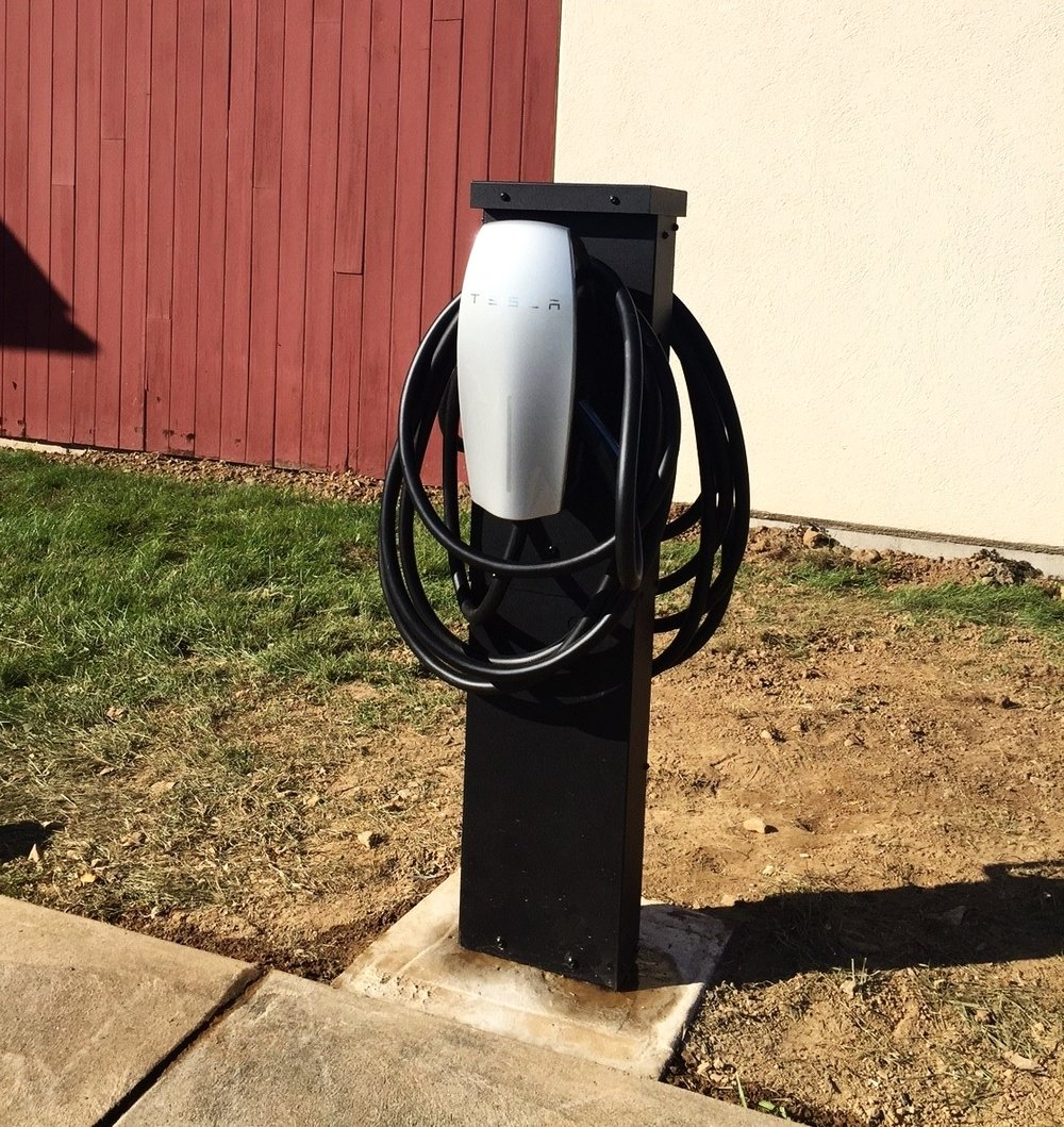 Tesla Destination Charger