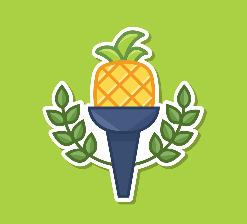 Sticker Design for the 2016 Rio Olympics