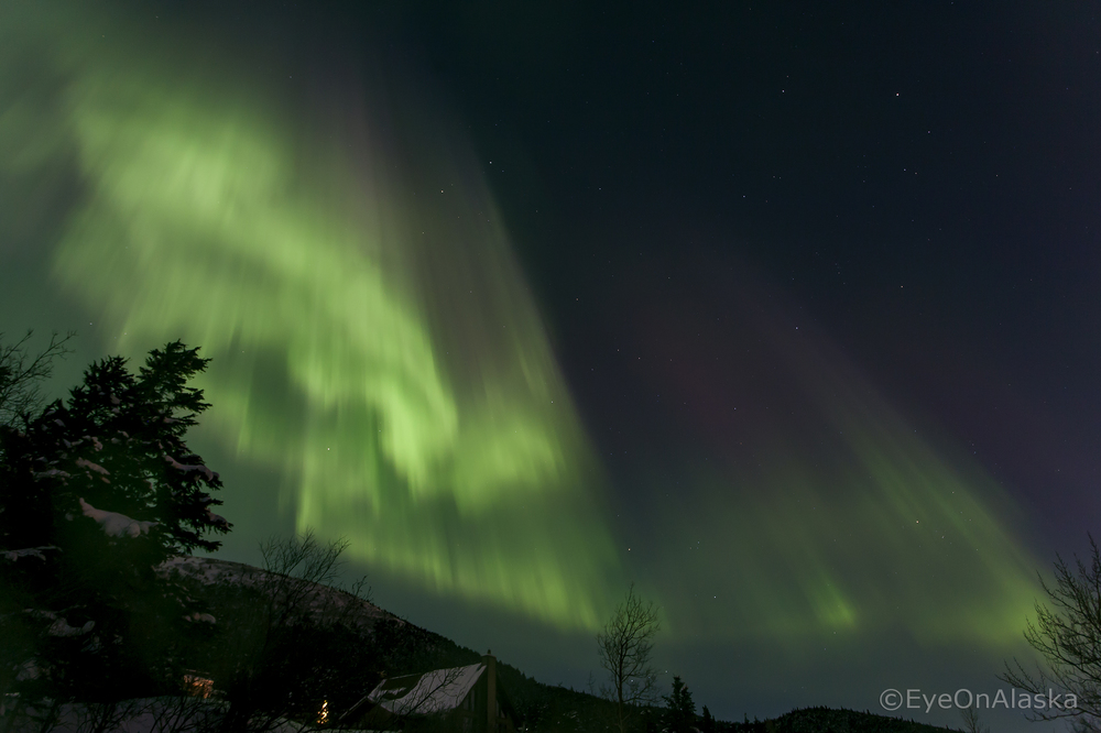 One of the strongest aurora displays in years.  2012