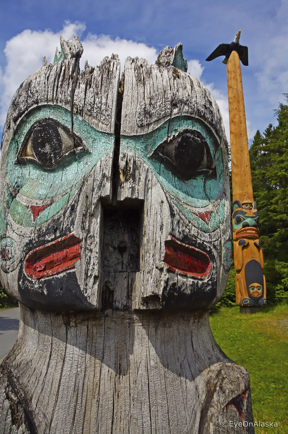 Saxman Totem Park #1