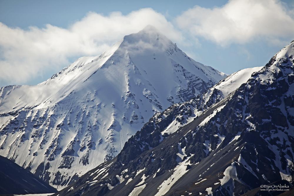 More mountains.