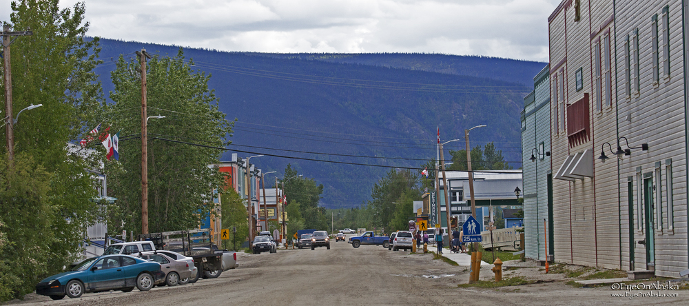 6th Avenue in Dawson