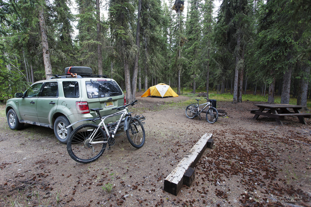 Eagle Trail campground