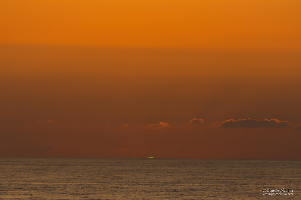Green Flash!  It is possible to catch it on camera!