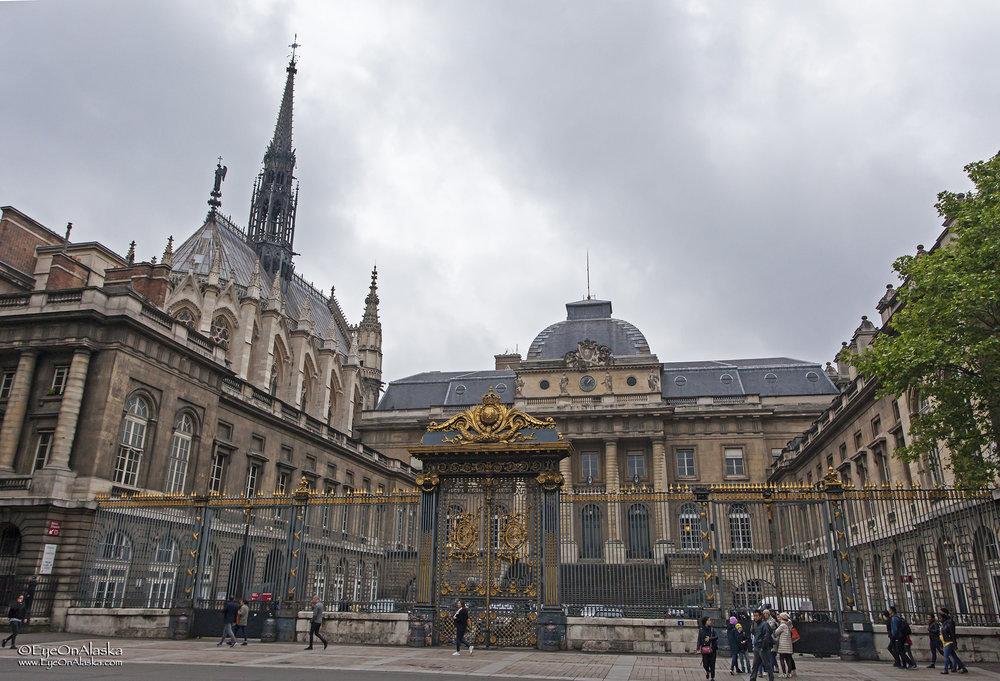 St. Chapelle.
