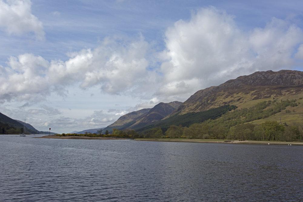 Loch Lochy.