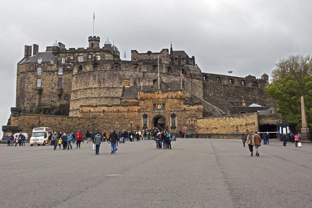 The Royal Castle, Edinburgh