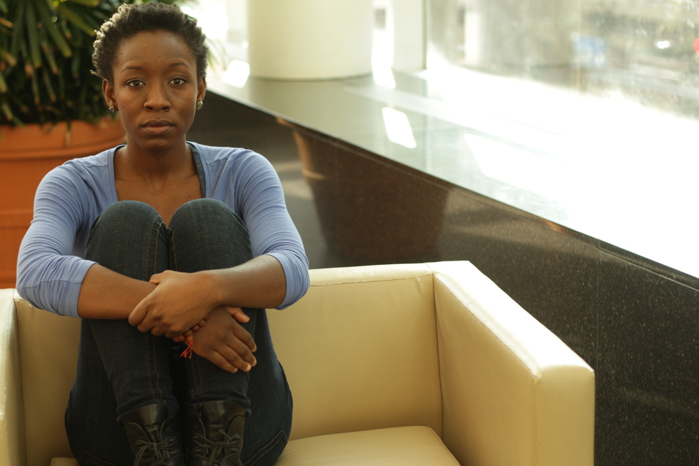 Virgilia Griffith in the mcguffin company's production of Piece by Piece