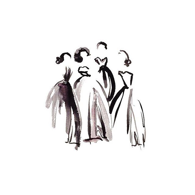 """""""They were the ladies who lunched, when 'lunching' was a verb and was—at such shrines as the Colony Club, La Côte Basque, and Le Cirque—impossibly glamorous, hugely entertaining, and utterly without purpose; when Babe Paley, C. Z. Guest, and Jacqueline Onassis ruled the banquettes."""" - Bob Colacello, Vanity Fair 💕"""