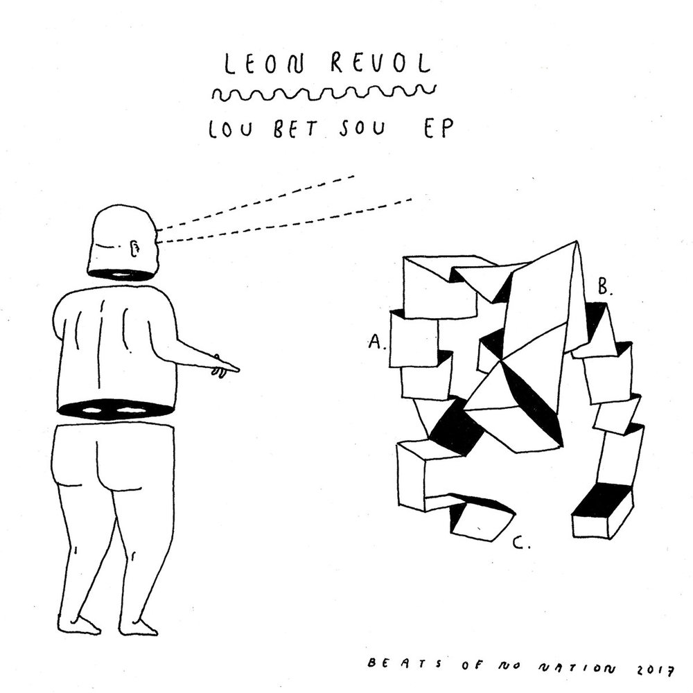 Leon Revol record cover 2017