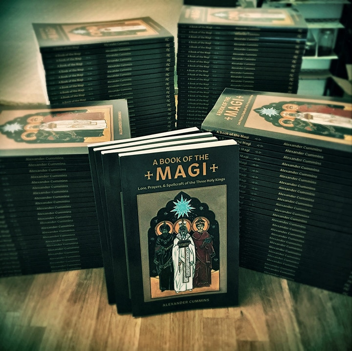 Announcing the Release of A Book of the Magi! — Dr  Alexander Cummins