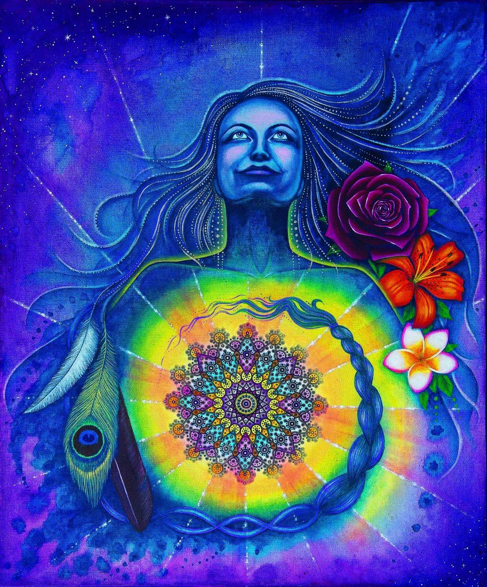 Spirit of the Goddess