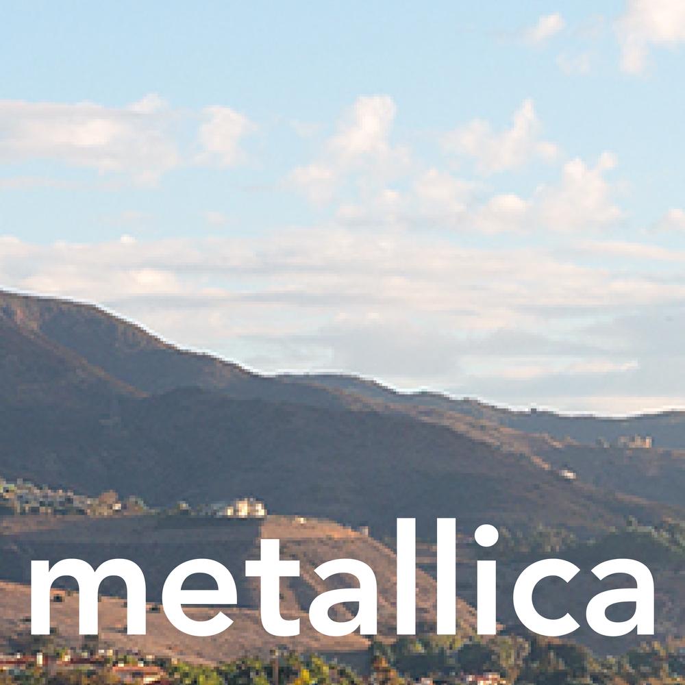 metallica woodshed recording studio malibu ca