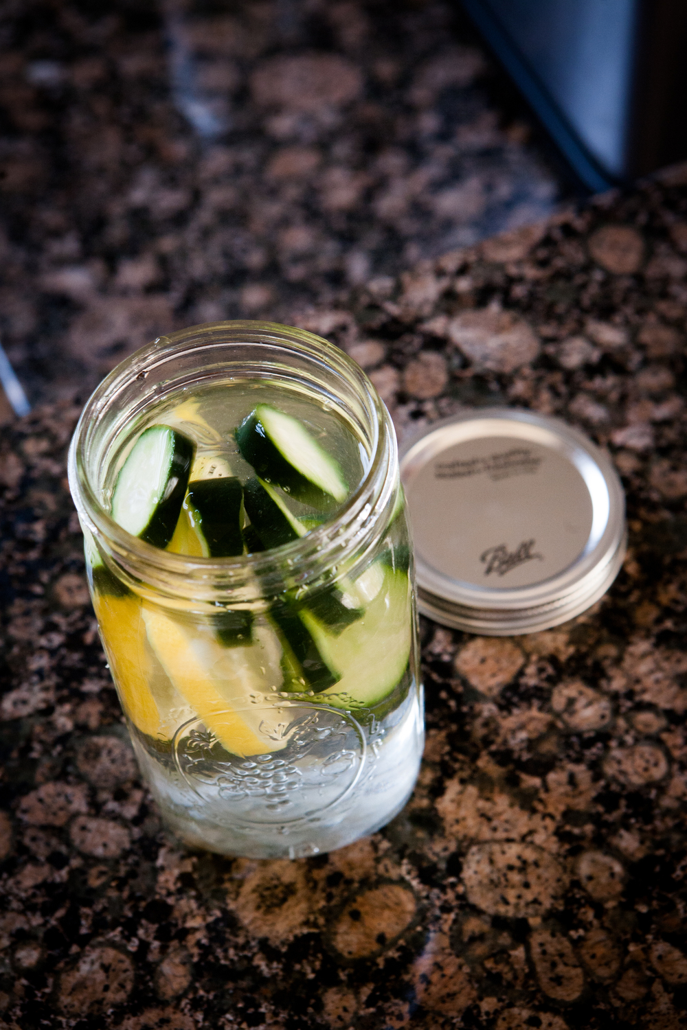 Lemon Cucumber Mint
