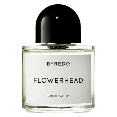 A modern take on the traditional white floral fragrance, Flowerhead sets hearts a flutter and the monochrome label makes the prettiest bathroom vanity accessory. Shop this fragrance at Mecca  here.