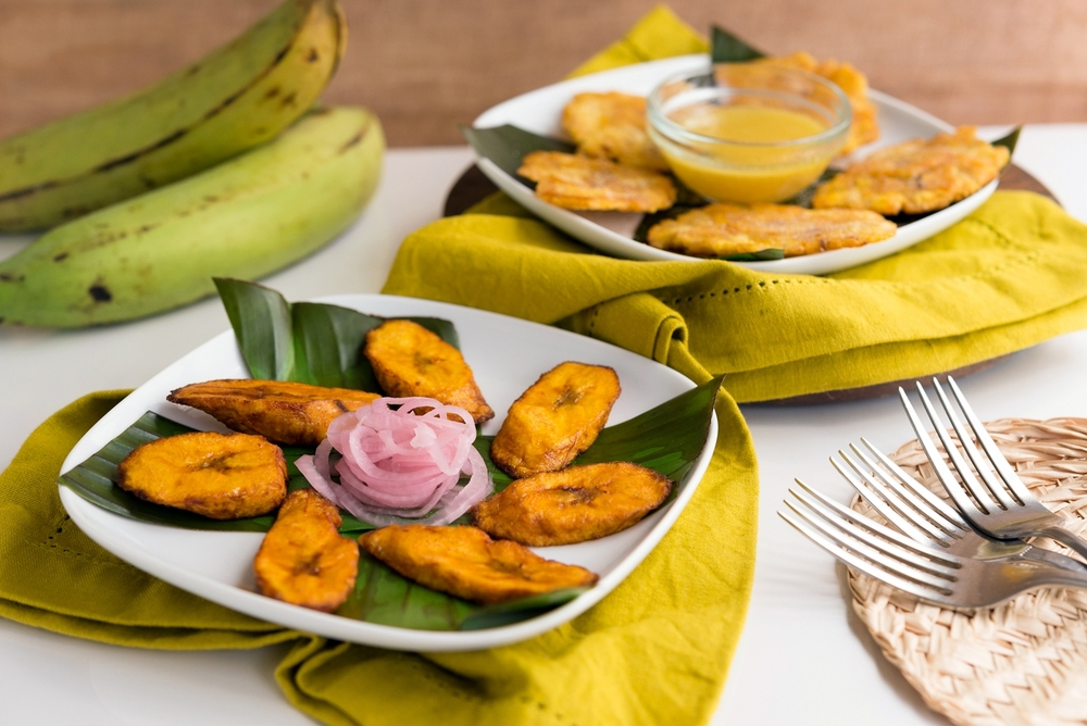 PLANTAINS: SWEET & SAVORY