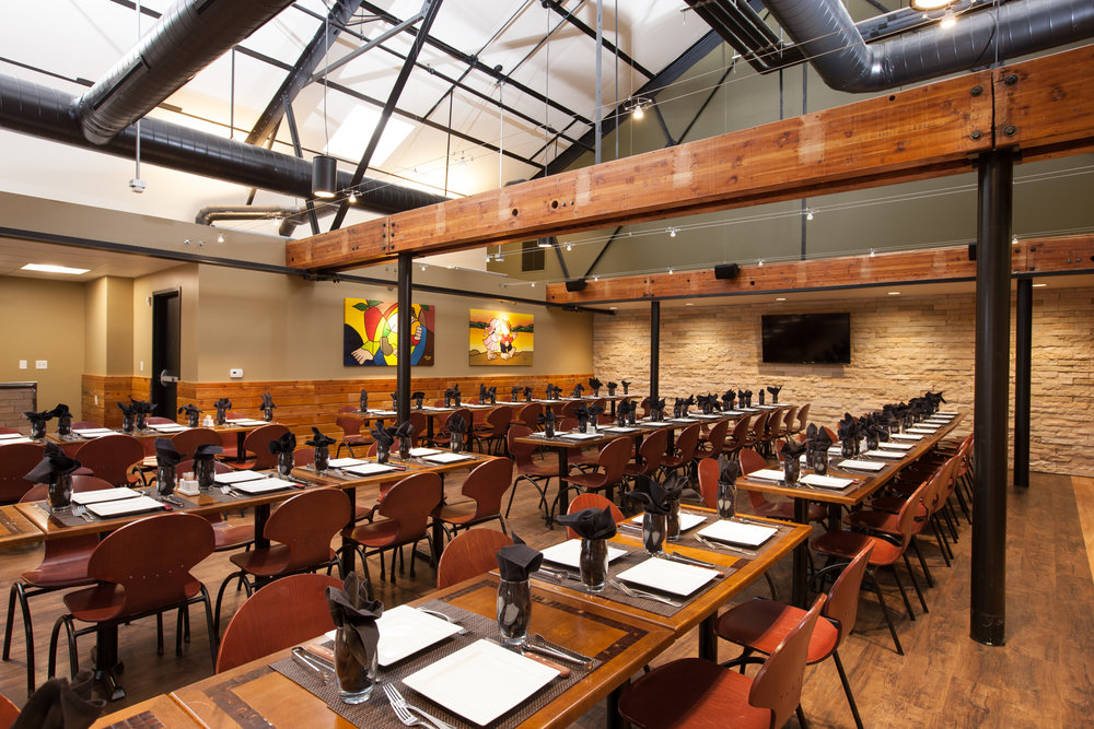 RODIZIO GRILL EVENT SPACE - SLC, UT