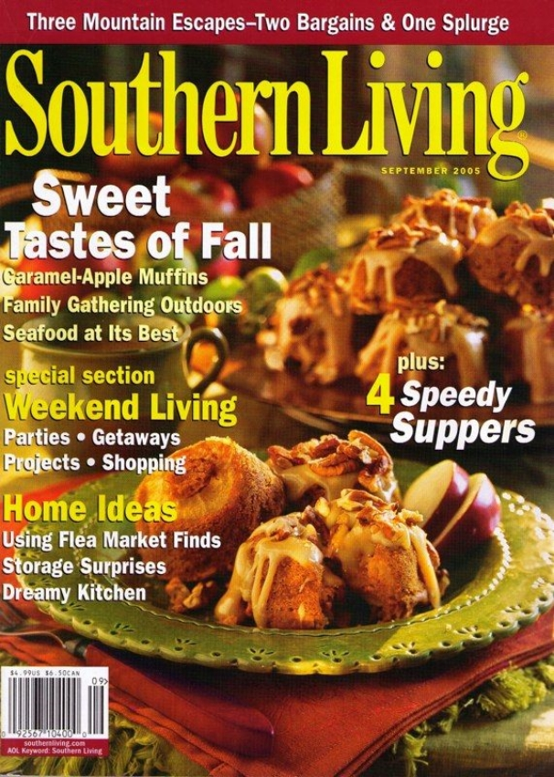 REALM in Southern Living Magazine