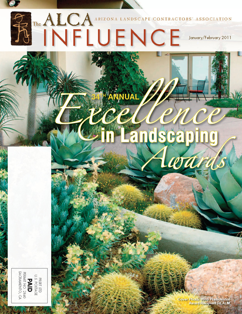 REALM in the ALCA Influence Magazine