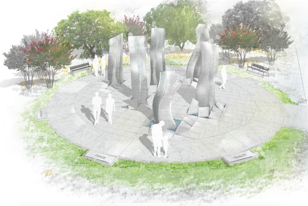 MLK Historic Monument