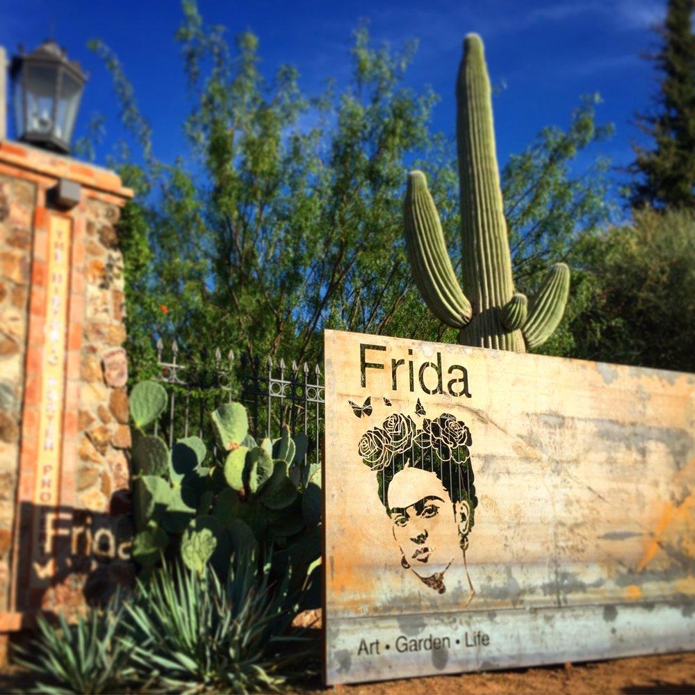 TBG's Frida Kahlo Exhbit