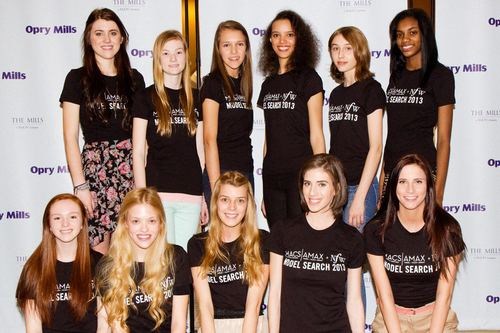 2013 Finalists: Liza Cain, Olivia Brunner, Taylor Sullivan, Mary Fitzpatrick, Willow Dickey, Ladae Brooks, Aubrey Warren, Erla Gribb, Caitlin Durra, Lily Saman (people's choice) and Olivia Oliver.