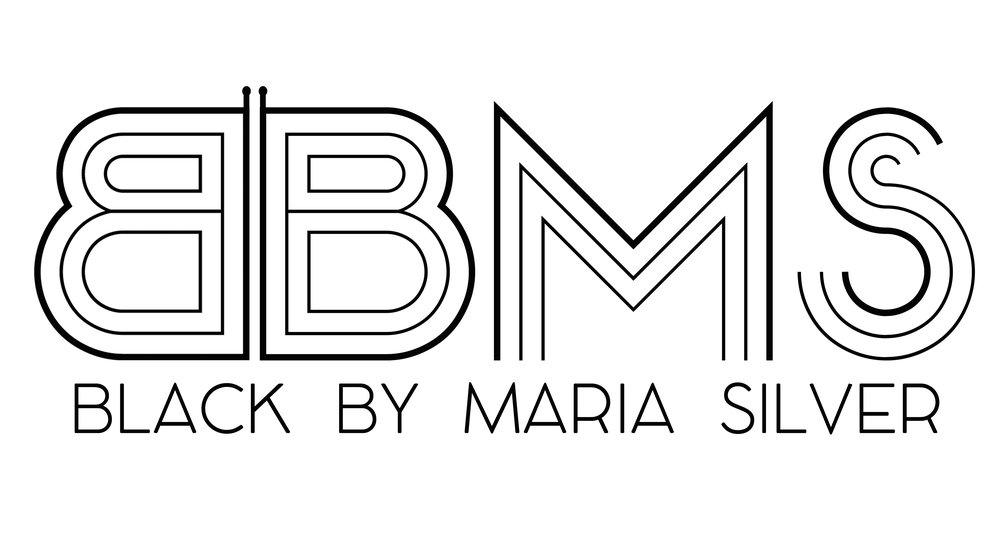 Black by Maria Silver
