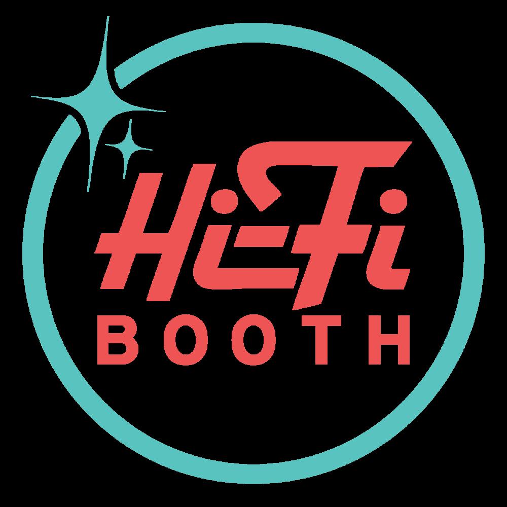 Hi-Fi Media Booth