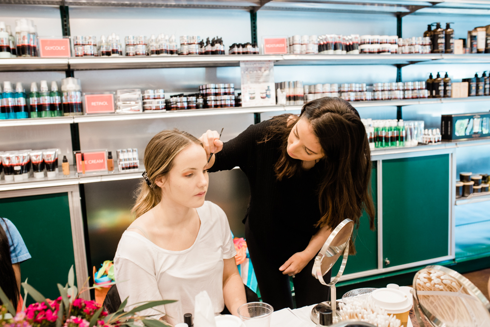THE COSMETIC MARKET