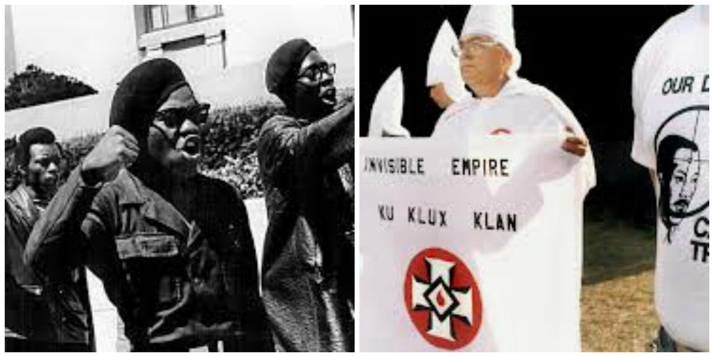 black panther and ku klux klan essay