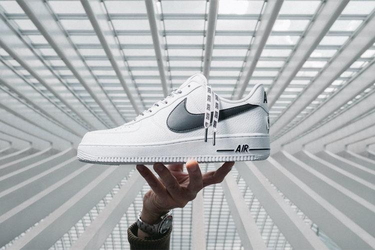 buy online df2bf b6704 35-years-of-nike-air-force-1-sneakers-