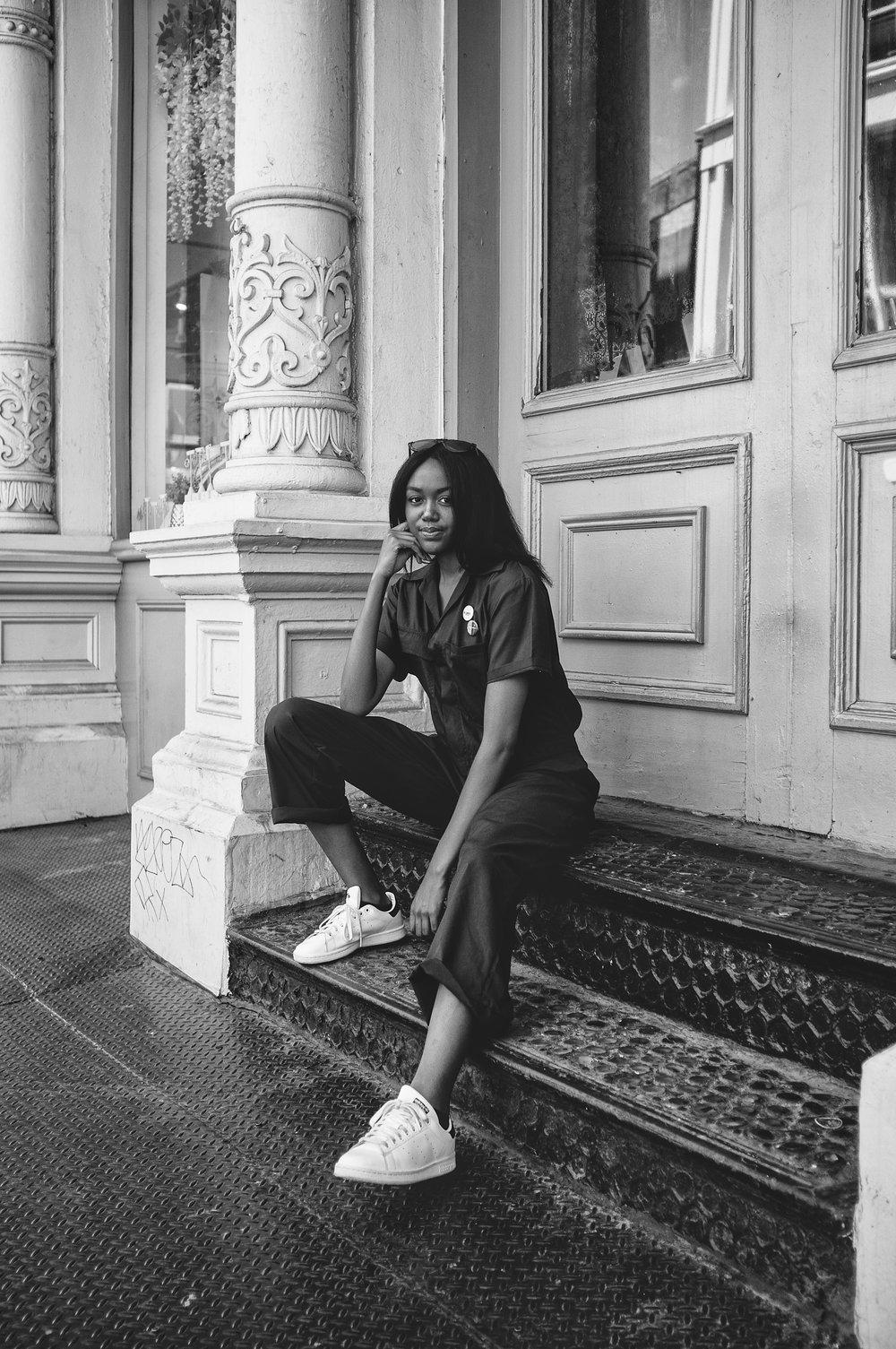 Jaylin Paschal - New York, New York
